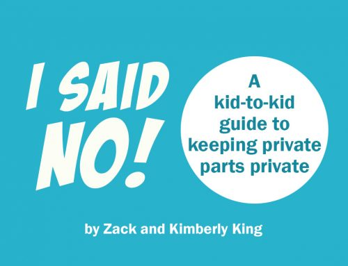 BOOK REVIEW: I Said No by Zack & Kimberly King