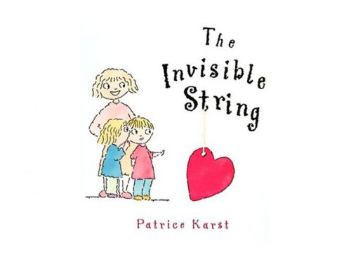 BOOK REVIEW: The Invisible String by Patrice Karst
