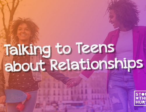 Talking to Teens About Relationships