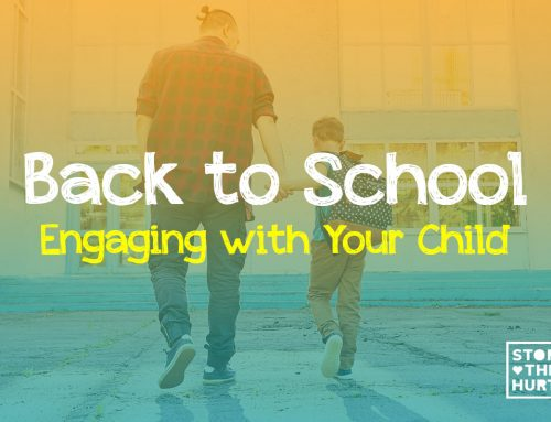 Back to School Tips: Engaging with Your Child