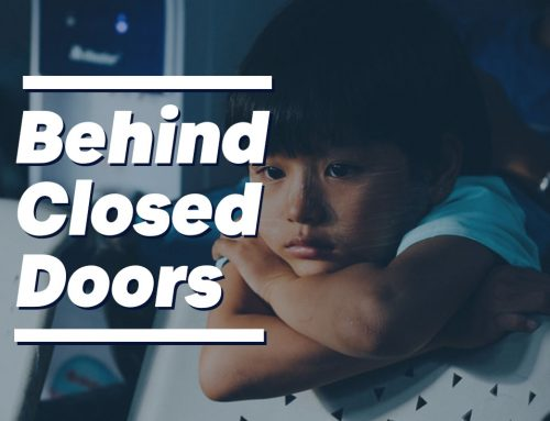 Behind Closed Doors: Children At Risk