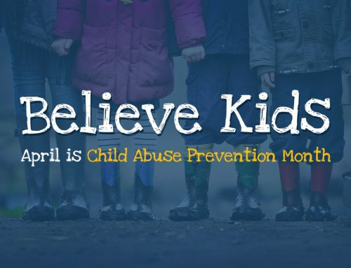 Help Prevent Child Abuse This April