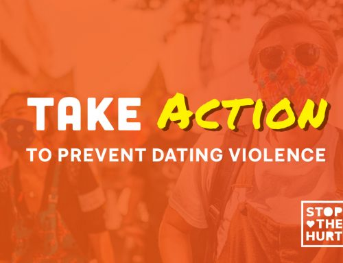 Take Action to Prevent Dating Violence