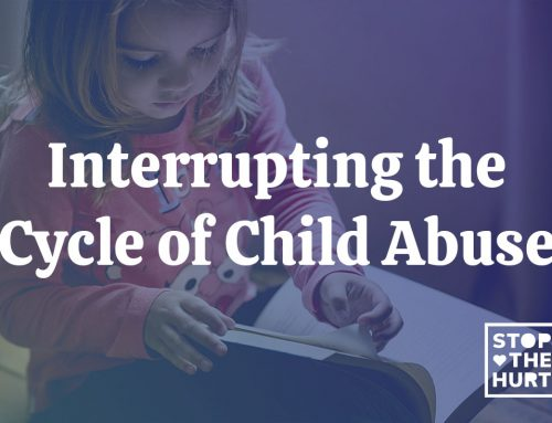 Interrupting the Cycle of Child Abuse