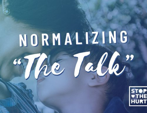 "Normalizing ""The Talk"""