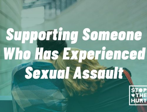 Supporting Someone Who Has Experienced Sexual Assault