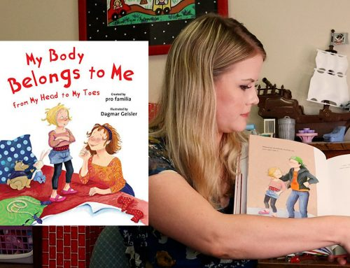 BOOK READING: My Body Belongs to Me from My Head to My Toes