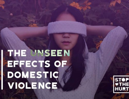 The Unseen Effects of Domestic Violence